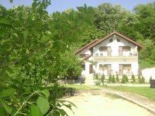 Pensiune Botoșești-Paia, Pensiunea Casa Natura