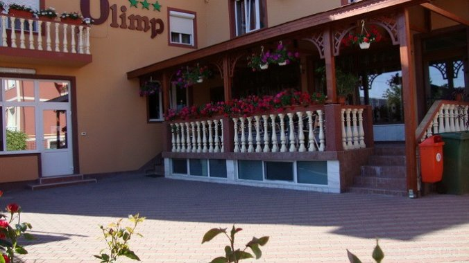 Olimp Panzió Arad