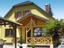 Nyaraló Balatonfűzfő, Újépítésű, szépen berendezett 6 fős nyaralóház  (BO-43)