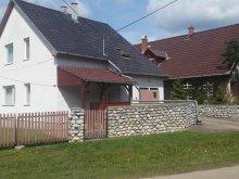 Casă de oaspeți Aggtelek, Casa de oaspeți Pannika