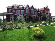 Panzió Kisborosnyó (Boroșneu Mic), Funpark Panzió