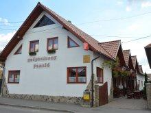 Panzió Bibarcfalva (Biborțeni), Szépasszony Panzió