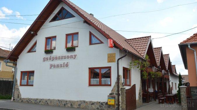 Szépasszony Guesthouse Vlăhița