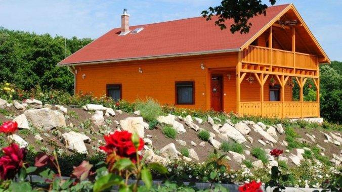 Casa de oaspeți Rózsapark Demjén