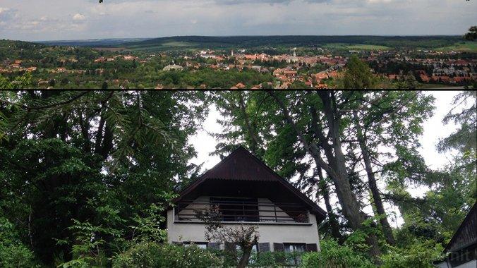 Panoráma Pihenőház Kőszeg