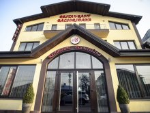 Cazare Fruntești, Hotel Bacsoridana