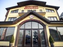 Hotel Berzunți, Hotel Bacsoridana