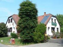 Pensiune Pécs, Pensiunea Zölderdő