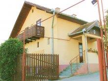 Vendégház Középalmás (Almașu de Mijloc), Familia Vendégház