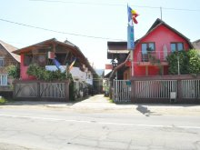 Accommodation Capu Dealului, Hotel Ciprian