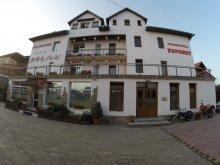 Hostel Gherghești, Hostel T