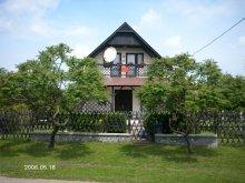 Casă de vacanță Parádsasvár, Casa Napraforgó