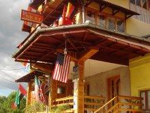 Accommodation Tigveni (Rătești), Nicky Guesthouse