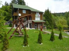 Cabană Lunca de Sus, Casa la cheie Cserny Csaba