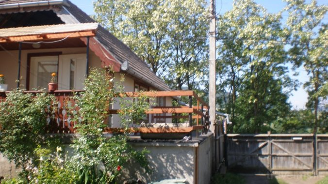 Fehér Akác Guesthouse Lăzărești