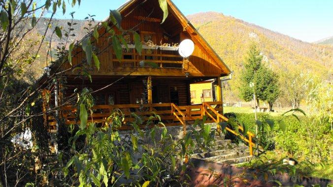 Cabana Pin Alpin Râu de Mori