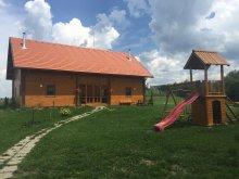 Pensiune Cucuieți (Solonț), Pensiunea Nimfa