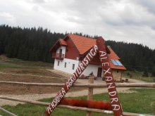 Pensiune Burda, Pensiunea Agroturistică Alexandra