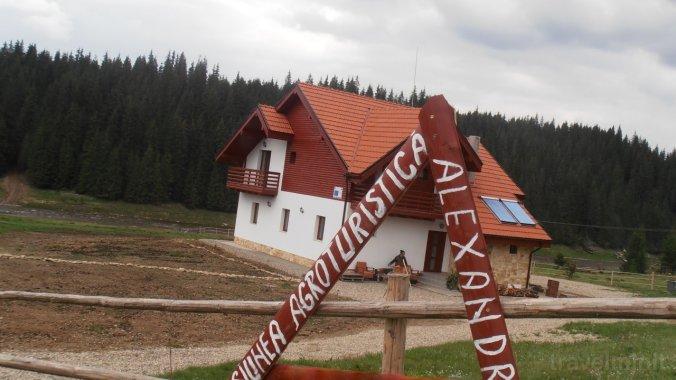 Pensiunea Agroturistică Alexandra Smida