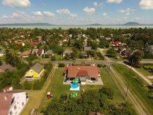 Casă de vacanță Balatongyörök, Casa de vacanță Berekside