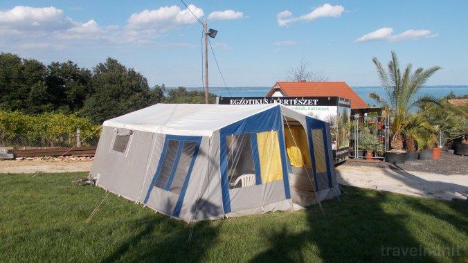 Camping Egzotikuskert Skif Balatonalmádi