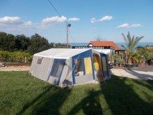 Kemping Balatonkeresztúr, Egzotikus Kert Campturist 30nm Kempingsátor
