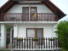 Casă de vacanță Magyarhertelend, Casa de vacanță Ada