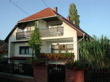 Apartament Badacsonytördemic, Casa de vacanță Margit