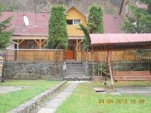 Cabană Bărcuț, Pensiunea Benedek