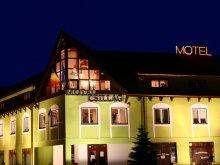 Motel Berești-Tazlău, Motel Csillag