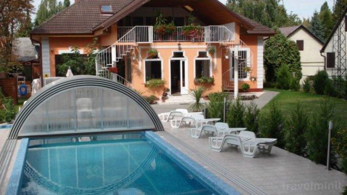 Apartamente Medencés Balatonboglár