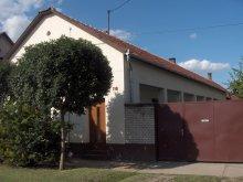 Apartament Baja, Pensiunea Csányi