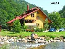 Kulcsosház Mărgaia, Rustic House