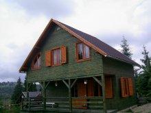 Kulcsosház Pleșești (Berca), Boróka Kulcsosház