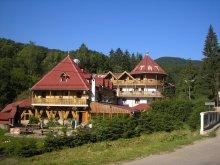 Cazare Valea Largă-Sărulești, Pensiunea Vár