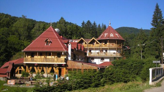 Vár Guesthouse Băile Balvanyos