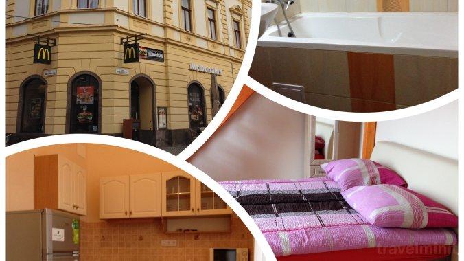 Apartament Széchenyi Eger
