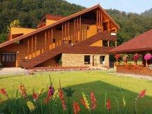 Accommodation Fântânele (Mărgăritești), Green Eden Guesthouse