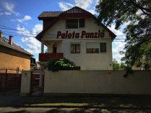 Pensiune județul Pest, Pensiunea Palota
