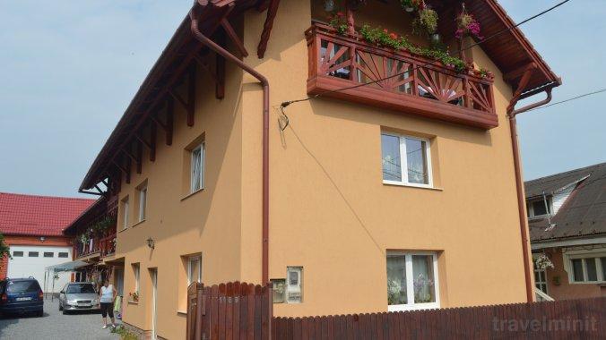 Casa de oaspeți Fábián Corund