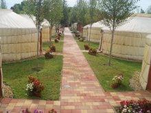 Accommodation Hungary, Yurt Camp