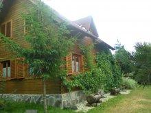 Cabană Bistrița Bârgăului, Cabana Barátság