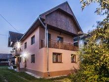 Casă de oaspeți Oleșești, Casa Finna