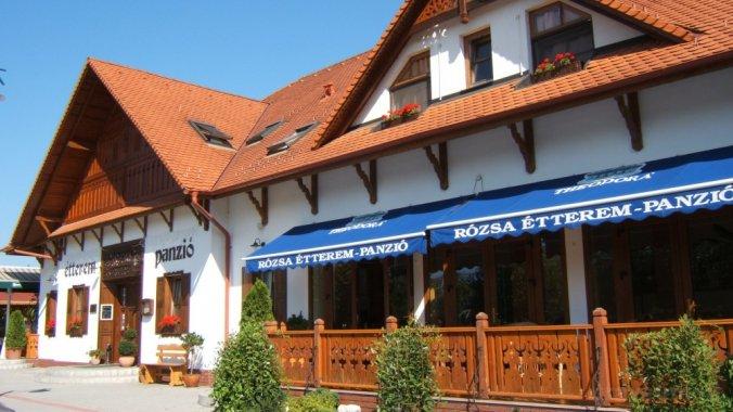 Pensiune-Restaurant Rózsa Mezőkövesd