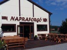 Casă de oaspeți județul Heves, Casa de oaspeți Napraforgó