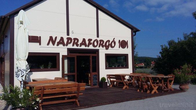 Casa de oaspeți Napraforgó Demjén