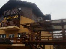 Accommodation Jidoștina, Melinda Vila