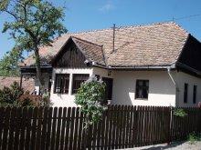 Kulcsosház Szásztyukos (Ticușu Vechi), Irénke Tájház