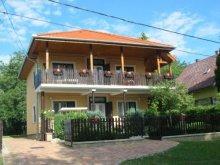 Apartment Kaszó, ZA-04: Apartment for 4 persons