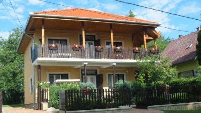 ZA-04: Termálfürdő közeli 4 fős nyaralóház Zalakaros